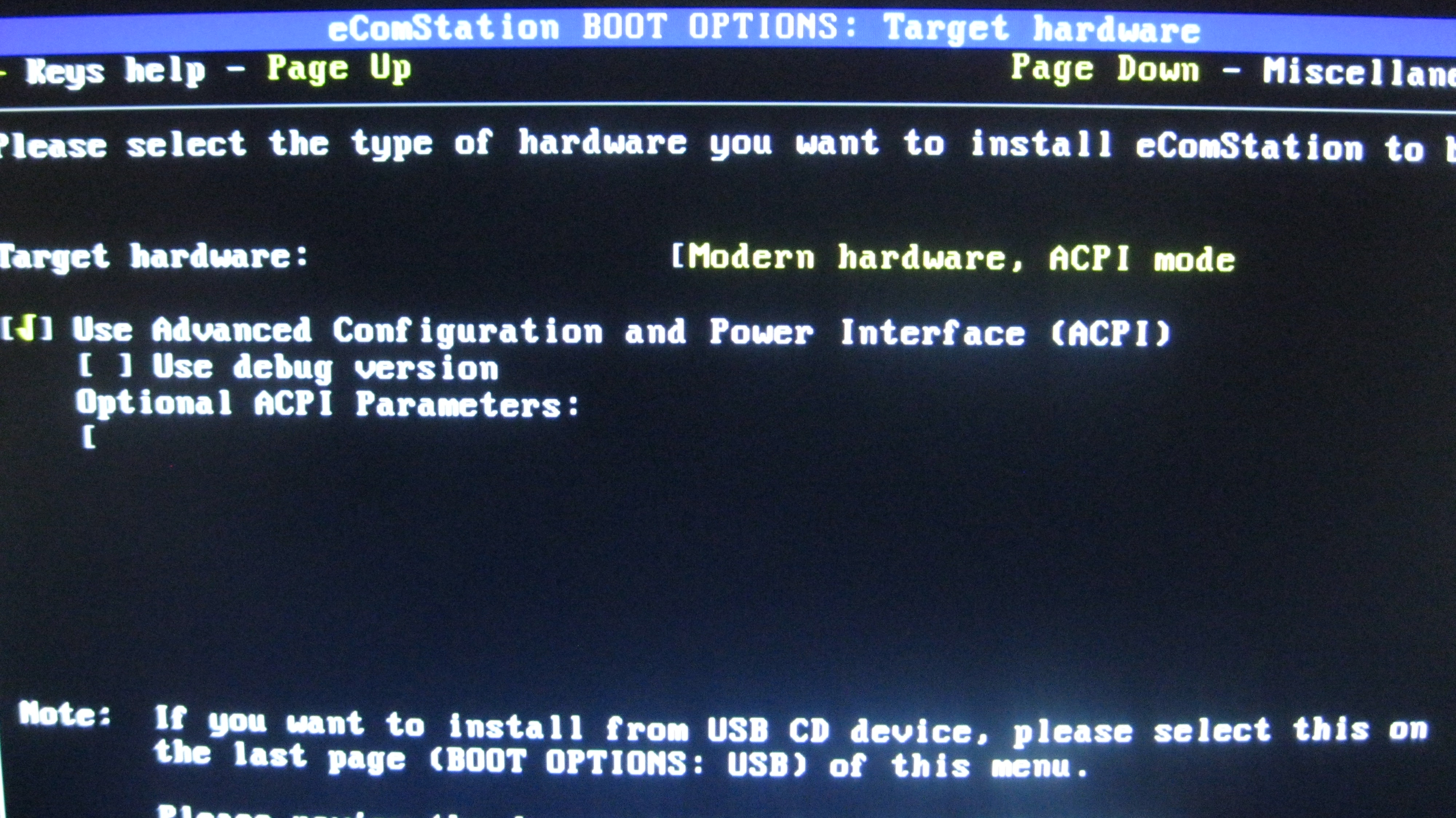 Installing eComStation 2 1 and Windows 8 with Dual Boot