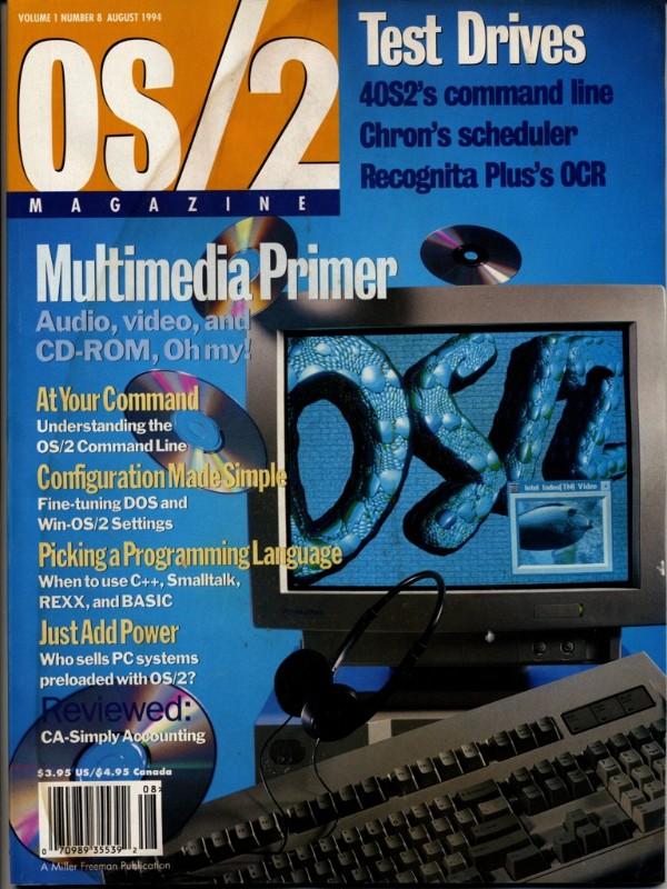 OS/2 Magazine - OS2World com Wiki